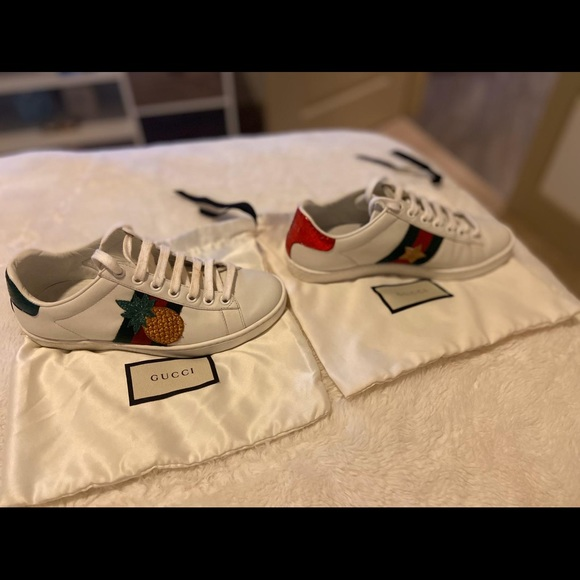 Gucci Shoes | With Ladybugs Star And